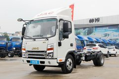 江淮 帅铃Q3 132马力 4.13米单排厢式轻卡(HFC5041XXYP73K2C3V-1) 卡车图片
