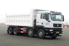 中国重汽 汕德卡SITRAK G7H重卡 350马力 8X4 6.8米自卸车(国六)(ZZ3316N326GF1) 卡车图片