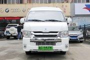 吉利远程 E6 标配版 3.5T 5.45米高顶纯电动封闭货车(续航233km)50.37kWh