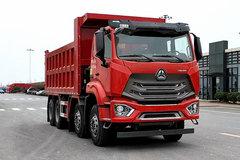 中国重汽 豪瀚N7G重卡 400马力 8X4 5.6米自卸车(国六)(ZZ3315V2566F1) 卡车图片