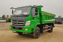 福田 瑞沃E3 160马力 4X2 4米自卸车(BJ3043D8JEA-FA) 卡车图片