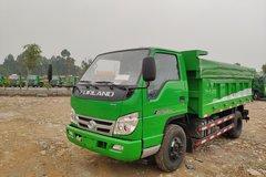 福田 时代金刚3 120马力 4X2 3.8米地下室自卸车(BJ3046D8JDA-FA) 卡车图片