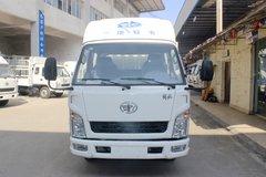 一汽红塔 解放霸铃 95马力 2.76米双排仓栅式轻卡(CA5040CCYK2L3RE5-1) 卡车图片