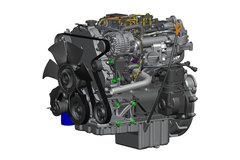 江淮锐捷特2.0CTI(HFC4DB2-1D2) 132马力 2L 国五 柴油发动机