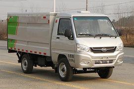 凯马 锐菱 2.5T 4.61米纯电动密闭式桶装垃圾车