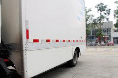 吉利远程 E200 4.5T 4.14米单排厢式纯电动轻卡(DNC5047XXYBEV05)