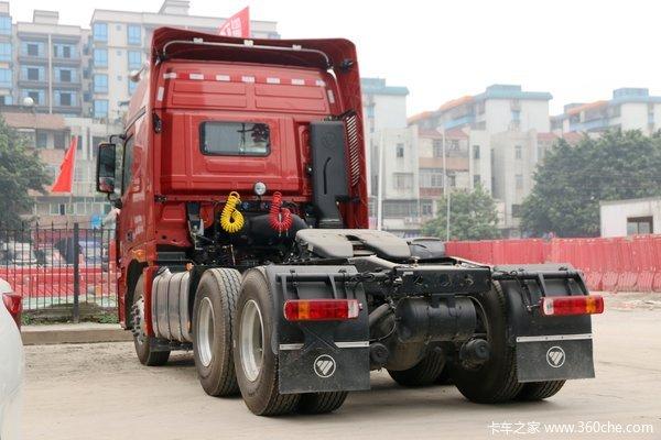 欧曼GTL牵引车火热促销中 让利高达0.2万