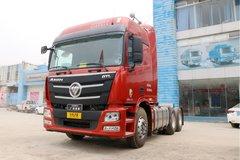 福田 欧曼GTL 6系重卡 2019款 430马力 6X4牵引车(440后桥)(BJ4259SNFKB-XJ) 卡车图片