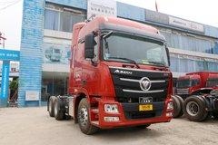 福田 欧曼GTL 6系重卡 430马力 6X4 AMT自动挡牵引车(BJ4259SNFKB-AA)