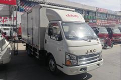 江淮 康铃X7 102马力 3.8米单排厢式轻卡(HFC5041XXYPV3K1C1V-1) 卡车图片