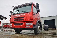 青岛解放 龙V中卡 220马力 4X2 6.75米仓栅式载货车(国六)(CA5180CCYPK15L2E6A80) 卡车图片