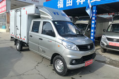 福田 祥菱V1 1.5L 112马力 汽油/NG 2.53米双排厢式微卡(BJ5026XXY-AM)
