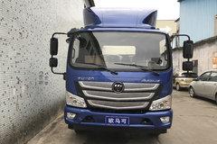 福田 欧马可S3系 重载版 156马力 4.165米单排厢式轻卡(BJ5049XXY-A3)图片