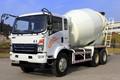 中国重汽 豪曼H5 210马力 6X4 5.77方混凝土搅拌车(长轴)(ZZ5258GJBG47EB1)图片