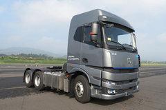 吉利远程 25T 410马力 6X4 甲醇新能源半挂牵引车(DNC4250GM4) 卡车图片
