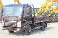 唐骏欧铃 K1系列 110马力 4.15米单排栏板轻卡(ZB1041KDD6V) 卡车图片