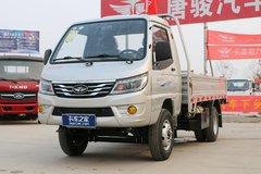 唐骏欧铃 赛菱F3-1 1.3L 88马力 汽油/CNG 3.08米单排栏板微卡(ZB1025ADC3V) 卡车图片