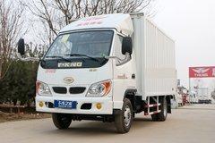唐骏欧铃 小宝马 1.5L 108马力 汽油 3.48米单排厢式微卡(ZB5030XXYBDC5V) 卡车图片