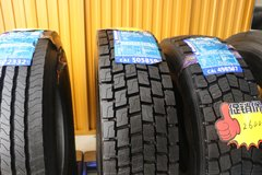 米其林 XDE2  (12R22.5) 无内胎轮胎