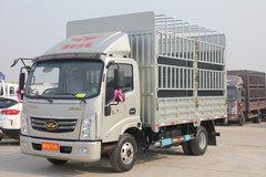唐骏欧铃 K7系列 156马力 4.1米单排仓栅式轻卡(云内动力)(ZB5041CCYUDD6V) 卡车图片