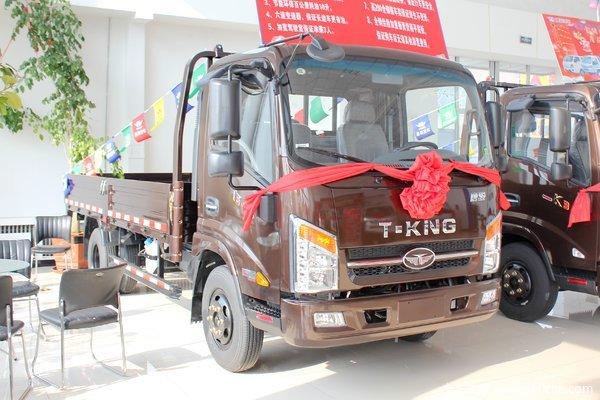 唐骏T3载货车火热促销中 让利高达0.2万