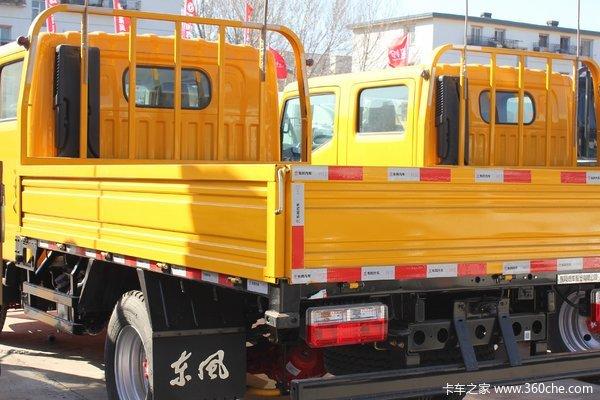 优惠0.5万宁波东风凯普特K6-N双排栏板限时促销