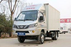 唐骏欧铃 赛菱F3 1.5L 108马力 汽油/CNG 3.08米单排售货车(ZB5026XSHADC3V) 卡车图片