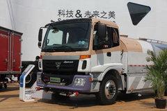 福田 欧曼ETX 6系 336马力 6X4 LNG洒水车(BJ1253VMPCE-XA)
