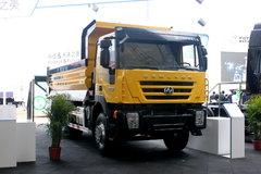 上汽红岩 杰狮重卡 340马力 6X4 7.2米自卸车(CQ3254HTFG384) 卡车图片