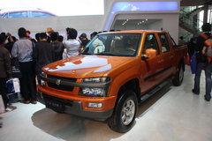 2009款黄海 大柴神 经典版 豪华型 3.2L柴油 双排皮卡 卡车图片