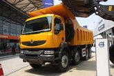 雷诺 Kerax重卡 380马力 8X4 8.2米自卸车