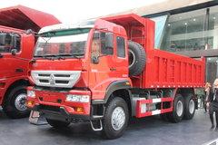 中国重汽 金王子重卡 336马力 6X4 5.6米自卸车(ZZ3251N4041D1L) 卡车图片