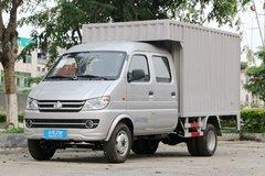 长安跨越 新豹二代 1.5L 112马力 2.695米双排厢式微卡(SC5031XXYAAS56) 卡车图片