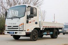 唐骏欧铃 T1系列 110马力 4.15米单排栏板轻卡(ZB1041KDD6V) 卡车图片