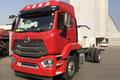 中国重汽 豪瀚N5G中卡 240马力 4X2 6.75米栏板载货车