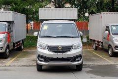 长安跨越 新豹T3 舒适版 1.5L 112马力 2.38米双排厢式微卡(SC5031XXYTFS52) 卡车图片