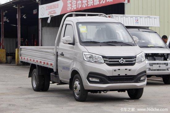 长安跨越王X1 标准版 1.2L 汽油 91马力 3.05米单排栏板微卡(国六)(SC1034XDD6B1)