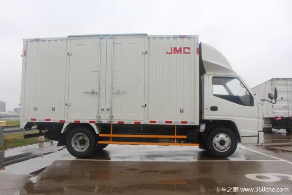 优惠0.4万江铃新款顺达载货车促销中