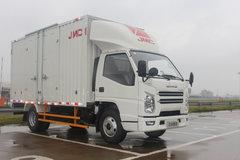 江铃 顺达 单排厢式轻卡(国六) 卡车图片