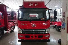 解放 虎VH 大王版 160马力 3.78米排半仓栅式轻卡(CA5040CCYP40K46L2E5A) 卡车图片