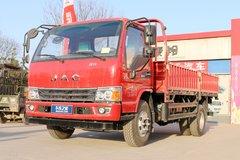 江淮 新康铃H5 156马力 4.235米单排栏板轻卡(HFC1043P91K2C2V) 卡车图片