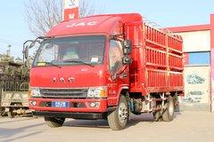 江淮 康铃H5宽体 170马力 4.18米单排仓栅式轻卡(HFC5043CCYP91K1C2V-S) 卡车图片