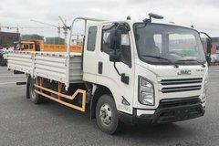 江铃 凯锐 152马力 4.675米排半栏板轻卡(国六)(JX1083TKA26) 卡车图片