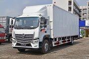 福田 欧马可S5系 210马力 9.78米厢式载货车(BJ5186XXY-A3)