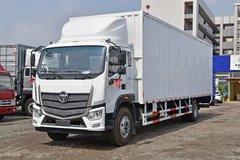 福田 欧马可S5系 210马力 9.78米厢式载货车(BJ5186XXY-A3) 卡车图片