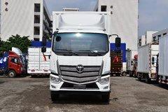 福田 欧航R系(欧马可S5) 210马力 9.78米排半翼开启厢式载货车(BJ5186XYK-A3)图片