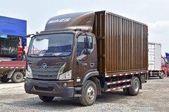 福田 瑞沃ES3 160马力 4X2 4.165米单排厢式轻卡(8挡)(BJ5043XXY-AH) 卡车图片