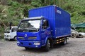 东风 福瑞卡F7 130马力 4.17米单排厢式轻卡(EQ5043XXY8BDBAC)图片