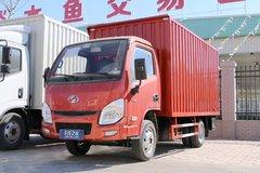 跃进 小福星S50 2019款 1.5L 110马力 汽油 3.62米单排厢式微卡(SH5032XXYPEGBNZ) 卡车图片