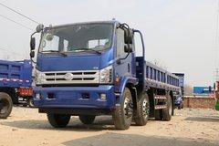 福田 时代H3 170马力 6.7米排半栏板载货车(BJ1175VKPEB-FB) 卡车图片